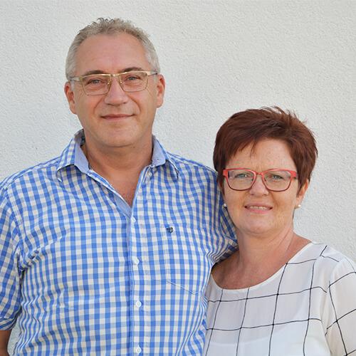 Alexandra & Christoph Lueger